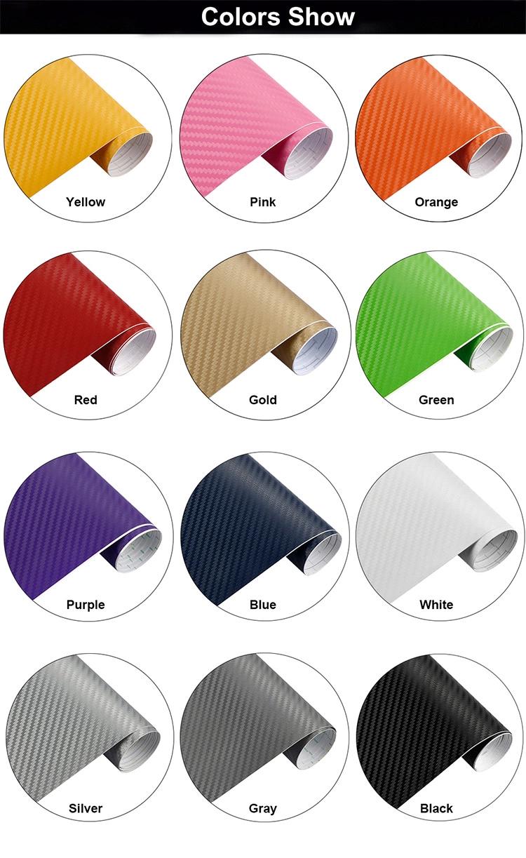 carbon firber vinyl